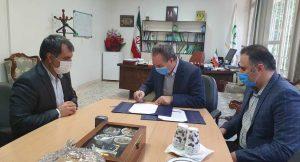 امضا تفاهم نامه شرکت IGI با موسسه تحقیقات گیاه پزشکی کشور